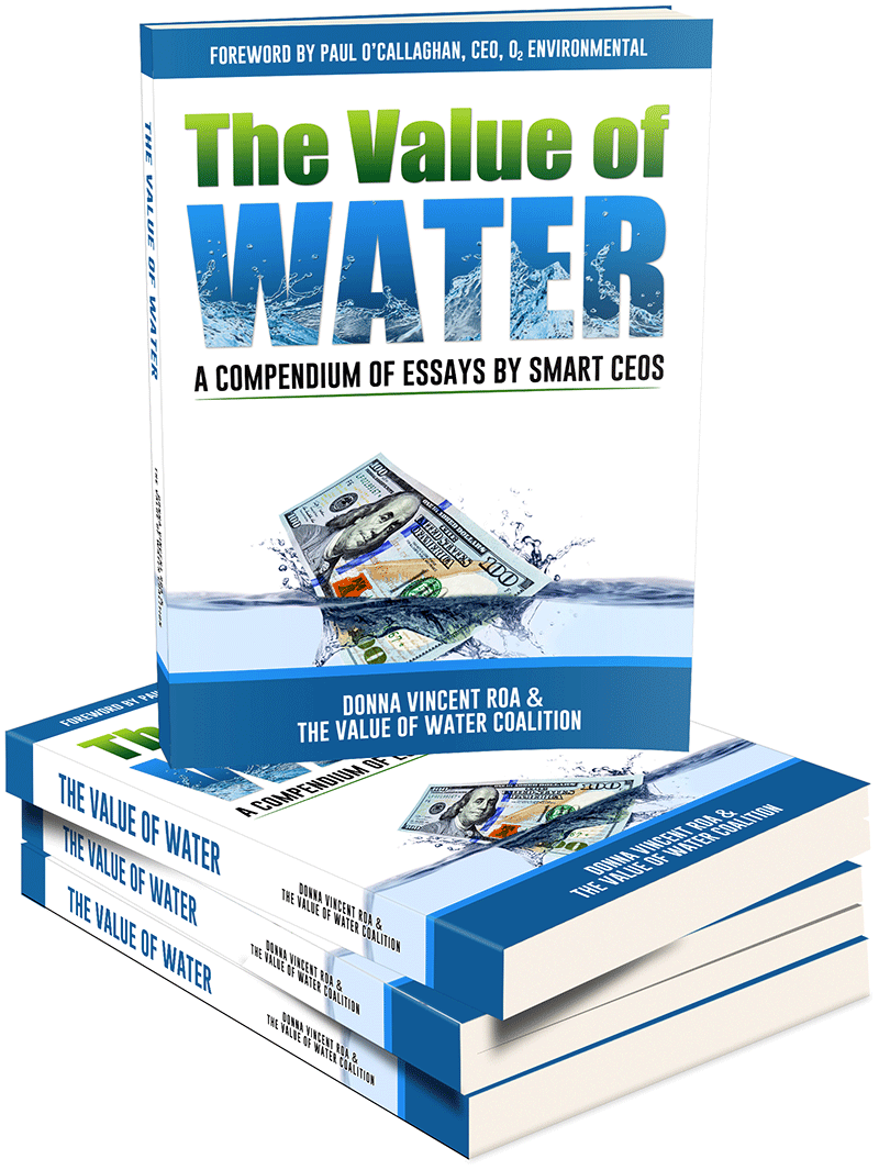 Value of Water Book | Donna Vincent Roa