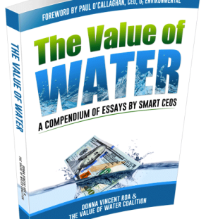 Value of Water Book | Donna Vincent Roa & The Value of Water Coalition